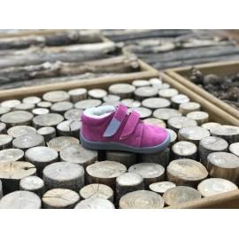 Beda Barefoot kotníkové W/M REBECCA 20-24 - zimní