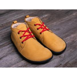 Boty Be Lenka Icon - Mustard