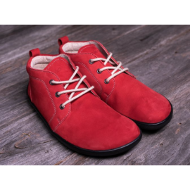 Boty Be Lenka Icon - Deep Red