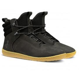 Vivobarefoot Kasana Winter Boot W Obsidian