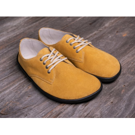 Boty Be Lenka City - Mustard