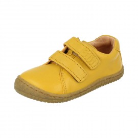 Barefoot tenisky Filii - Bio Soft-walk nappa lemon W
