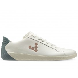 Vivobarefoot GEO COURT Womens White Blue Pink