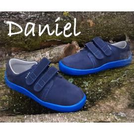 Beda Barefoot nízké W DANILE - modrá 2020