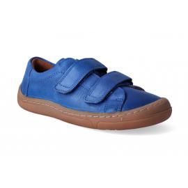 Froddo Barefoot nízké kožené tenisky - Electric Blue