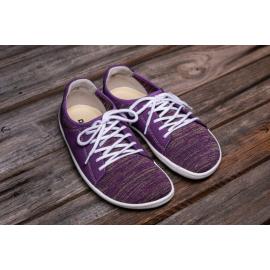 BeLenka Barefoot Tenisky Ace - Purple