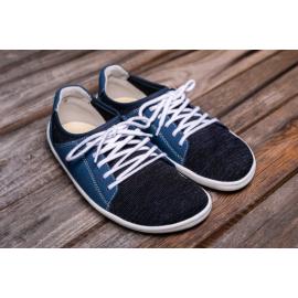 BeLenka Barefoot Tenisky Ace - Blue