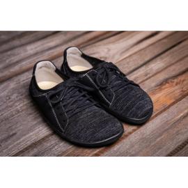 BeLenka Barefoot Tenisky Ace - Black