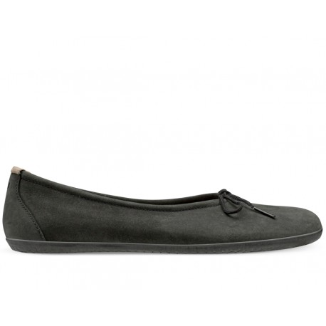 Vivobarefoot JING JING LACE L Black Leather