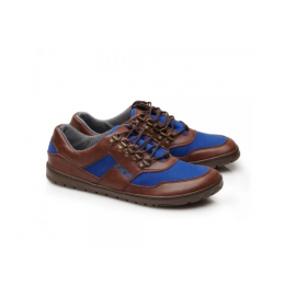 ZAQQ HIQE Low Brown Blue Waterproof