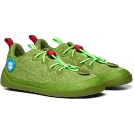 Affenzahn Minimal low knit Dragon - Green