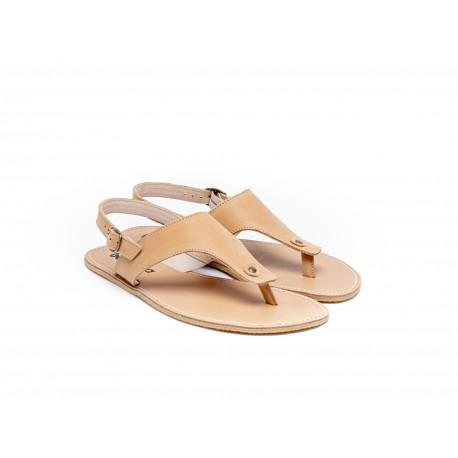 Be Lenka Barefoot sandály Promenade - Sand