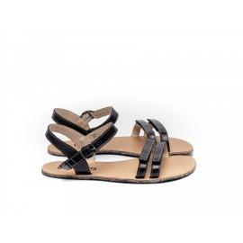 Lenka Barefoot Sandály Summer - Černé