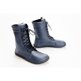 Ahinsa Shoes JAYA Bare - modrá