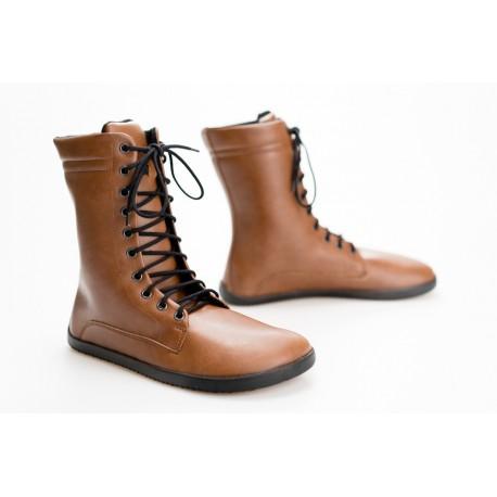 Ahinsa Shoes JAYA Bare - vínová