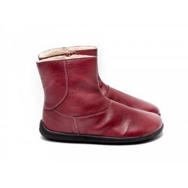 BeLenka kotníkové barefoot Polar - Ruby