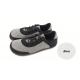 Beda Barefoot textilní tenisky - Black Grass