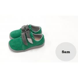 Beda Barefoot nízké W SAM 2021 - zelená