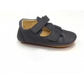 Froddo prewalkers sandálky s dvěma pásky Grey