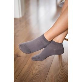 Be Lenka  ponožky krátké - černé