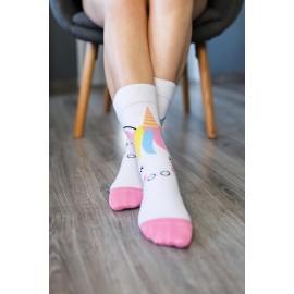 Be Lenka ponožky vysoké - Kuřátko