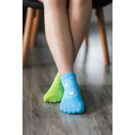 Be Lenka  ponožky krátké - Pampeliška