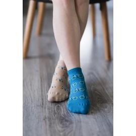 Be Lenka  ponožky krátké - kola