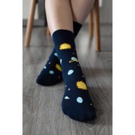 Be Lenka ponožky vysoké - Galaxy