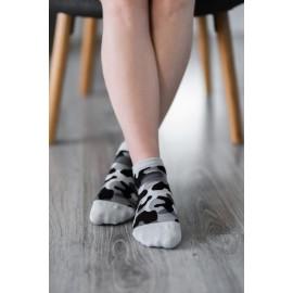 Be Lenka  ponožky krátké - Maskáče