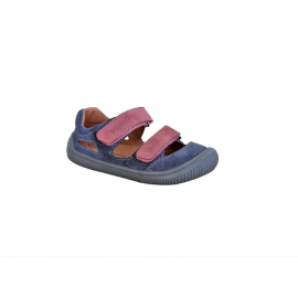 Protetika sandálky Berg Fuxia