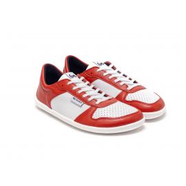 Boty Be Lenka Champ - Red & White