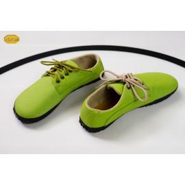 Ahinsa Shoes Sundara - Sunbrella zelená