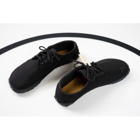 Ahinsa Shoes Sundara - Sunbrella černá