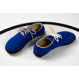 Ahinsa Shoes Sundara - Sunbrella modrá