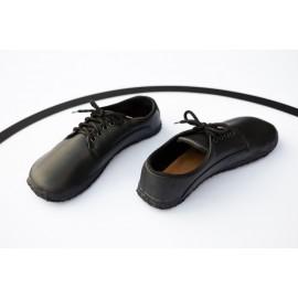 Ahinsa Shoes Sundara - společenská obuv černá  - barefoot professional
