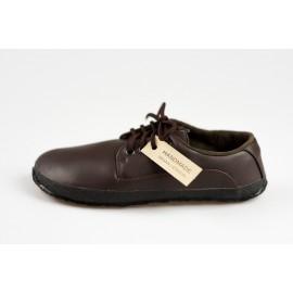 Ahinsa Shoes Sundara - Hnědá společenská