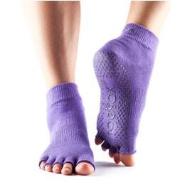 ToeSox Halftoe Ankle Grip (Light purple)