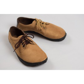 Ahinsa Shoes Sundara - Semišová