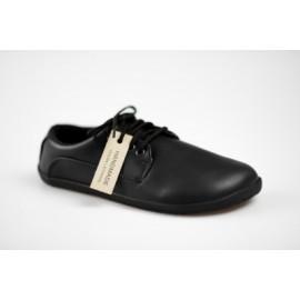 Ahinsa Shoes Sundara - Černá společenská lifo+