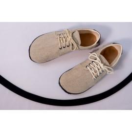 Ahinsa Shoes Sundara - lněná přírodní obuv