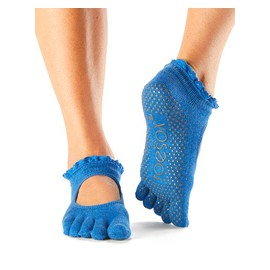 Toesox Fulltoe Bella Grip (Pool)