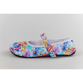 Ahinsa Shoes Ananda - Kytičkovaná balerínka