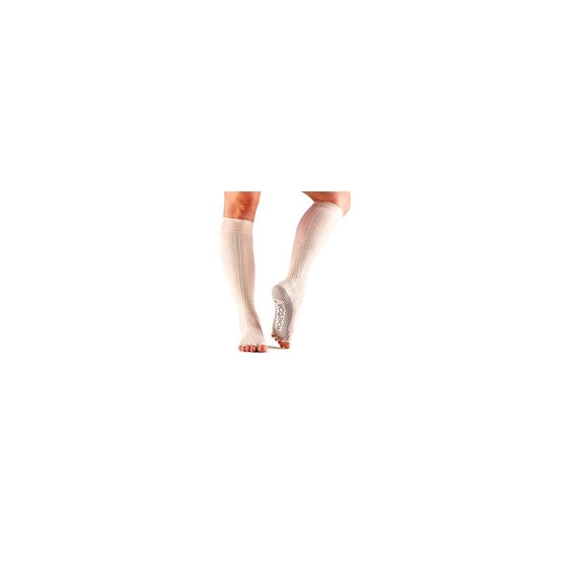 Toesox Halftoe Scrunch Knee High (Confetti) - BarefootMánie.cz f6d84b3700