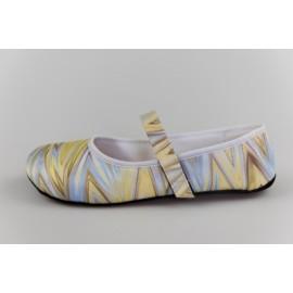 Ahinsa Shoes Ananda - Balerínka vlnitá