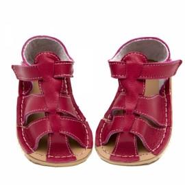 b7b330f53f50 Froddo dětské sandálky GREEN - BarefootMánie.cz