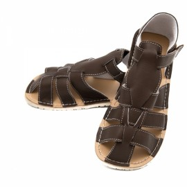 ZeaZoo Kids MARLIN Dark Brown