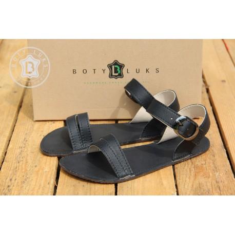 BotyLuks sandály černé