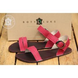 BotyLuks sandály červené