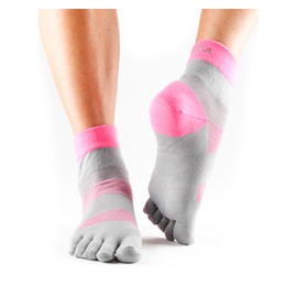 Toesox Sport Perfdry Minnie (4AM / Flush)