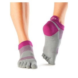 ToeSox Sport Perfdry LoLo (4AM / Orchid)